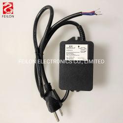 Resistenza elettronica UV IP68 da 55 W, resistenza germicida impermeabile 110 V c.a.