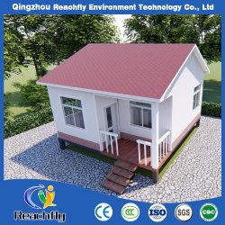 452 pies cuadrados prefabricados Home/Lgs prefabricados casa con el Plan de Un Dormitorio/casa de madera