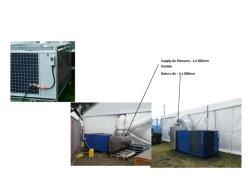 أفضل خيمة تكييف الهواء تكييف وحدة للخيمة النمساوية
