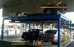Impianto di parcheggio automatico meccanico idraulico di alta qualità con CE