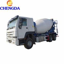Sinotruk HOWO 4X2 6X4 8cbm 10cbm 12cbm Beton Cement Mixer Truck te koop