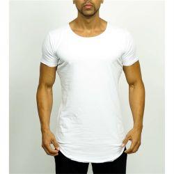 개인 맞춤형 화이트 러닝 이벤트 피트니스 스트레치 코튼 티셔츠