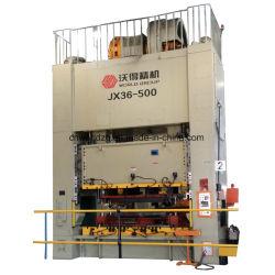 500 tonnes côté droit avec double transmission Vilebrequin presse mécanique
