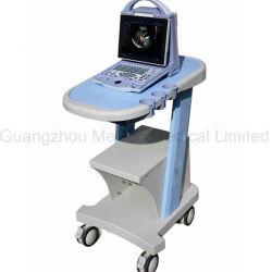 Colorare la macchina veterinaria portatile di ultrasuono della strumentazione di Ecografos