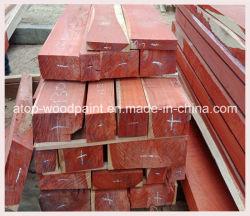専門の供給の設計された木製のフロアーリングの家具のドアベトナムおよびバングラデシュパキスタンのためのアフリカの材木および製材距骨Iroko Okan Azobe