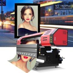 1,8 м цифровой печатной машины экологически чистых растворителей принтер для гибких баннер виниловый Mt-1805 плюс