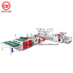 High Speed Multi-Function Courier Bag Making Machine