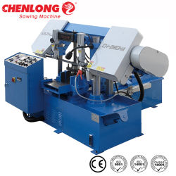 280mm sierra de banda automático de alimentación automática de la máquina de sierras (CH-280HA).