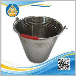 Grande fornitore di benna di acqua della benna dell'acciaio inossidabile della benna di ghiaccio del metallo