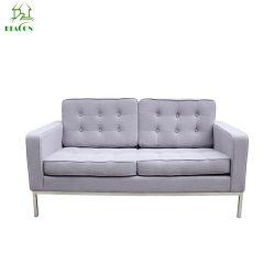 Knoll sofá 2 plazas / muebles de casa moderna Florencia Knoll cómodo asiento dos sofá