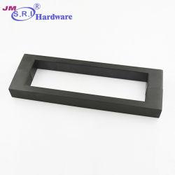 Puerta de Baño de Madera de Vidrio Accesorios de Hardware Manija de Ducha de Mano Negra