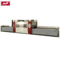 Fazendo Porta MDF laminação de folhas de PVC prensa de vácuo