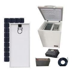 Congelatore portatile della cassa del frigorifero automobile solare a pile di Lowes della mini