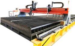 Plaque de CNC 5 axes de Plasma Machine de découpe conique