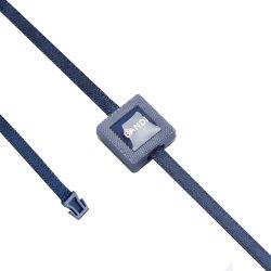 Epoxi personalizada etiqueta colgando de la Junta de cadena de etiquetas de prendas de vestir (DL100-2)