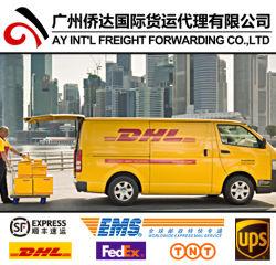 Service de courrier express rapide de la Chine à Chypre