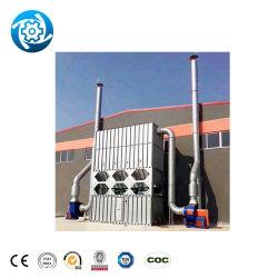 كيس عنصر تحكم الفلتر الغلاية مصنع استخراج الخشب نظام الأثاث الغبار مجمع التجميع