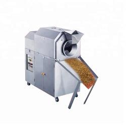 El cacahuete Sesame el té verde la tuerca de la máquina de café tostado tostadoras cereales