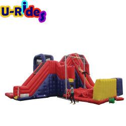 изготовленный на заказ<br/> надувные джунглей спортзал надувные Combo для детей и взрослых