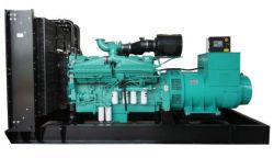 Fase Genset del motore diesel 500kVA 3 dell'alimentazione elettrica di Cummins