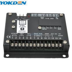 6700h het Systeem van de Controle van de Snelheid van de Eenheid van de diesel Controle van de Generator