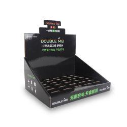 Пользовательские упаковке PDQ дисплея для электронных сигарет, дешевые картонная упаковка картон бумага дисплея