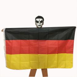 월드컵 깃발 주문 폴리에스테 피복 No. 4 독일인 깃발 90*150cm