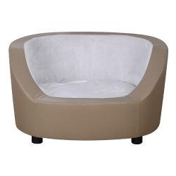 Venda de produtos para animais de estimação cachorro quente sofá cama de mobiliário (SXBB-130S)