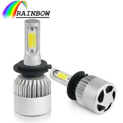 Il risparmio di temi 2200-6000lm impermeabilizza il globo di serie LED dell'alloggiamento H4 H7 H/lampadine automatici luminosi eccellenti/faro/globale/lampade