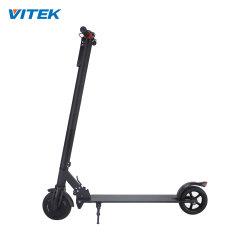 Buena Cantidad de aluminio plegable bastidor Elettrico 250W el motor 5.2 Ah adultos China Kick Scooter de movilidad eléctrica