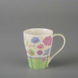 Usine de porcelaine de gros ménage boire une tasse en céramique