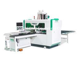 PT6 Six-Sided CNC machine à bois haute efficacité pour le forage boring machine CNC//Planche en Bois machine de forage pour la production de masse de mobilier de centrale modulaire