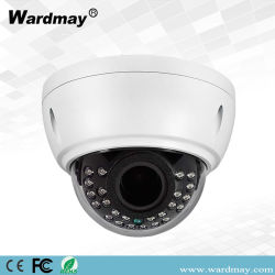 H. 265 4.0/5.0MP5X Zoom kabeltelevisie Video Surveillance IRL Dome Network IP Camera