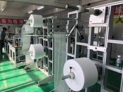 Kn95 máquina de hacer mascarillas protectoras