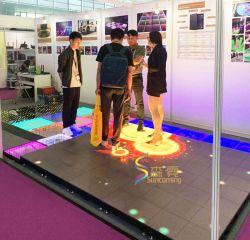 Système de radar P4.81/P6.25 écran vidéo HD portable d'affichage DJ Carrelage de sol de l'éclairage plancher de danse de LED