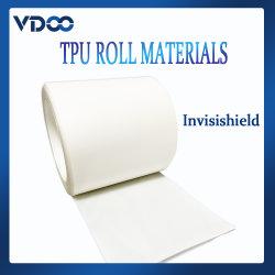 Los diferentes tipos de accesorios para teléfonos móviles de rodillo protector de pantalla de materiales, 9h/PET/TPU/Anti-Shock rollos