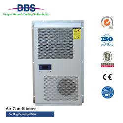 Armoire de plein air de refroidissement de télécom Panneau d'unité de protection IP55 de climatiseur