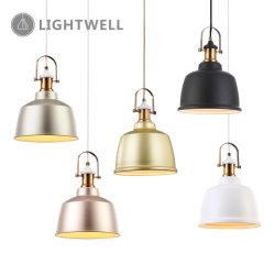 Colgante lámpara colgante de metal clásico de iluminación decorativa de interior con aprobación CE