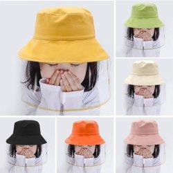 Protezione protettiva del cappello della benna dello schermo del coperchio del fronte pieno della Anti-Gocciolina dei capretti