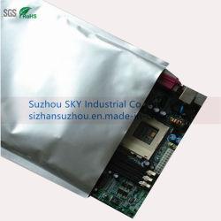 Folha de alumínio saco antiestático para embalagem de Diodo Emissor de Luz