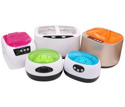 Aparelhos electrodomésticos 750ml Mini Digital portátil de limpeza por ultra-som para joalharia