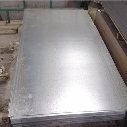 ASTM SGCC Dx51d Gi 아연은 물결 모양 루핑 또는 지붕 건축재료 또는 선반 탄소 강철에 있는 철 금속에 의하여 직류 전기를 통한 격판덮개를 입혔다