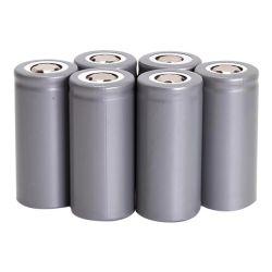 Pilha recarregável LiFePO4 32650 3.2V 6000mAh com Certificado Bis 6000mAh 6500mAh Células de baterias de lítio de Scooter eléctrico