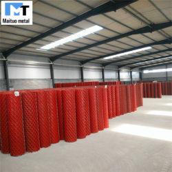 لفّة شبكة معدنية ممدّة من مادة PVC