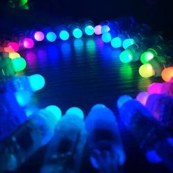 مصباح وحدة البكسل المرنة RGB عالية الجودة لركن الترفيه