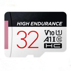 La position neutre de la classe de carte mémoire 128g10 Haute Vitesse la carte de stockage de téléphone mobile 128G carte SD La carte de TF carte mémoire 128 g