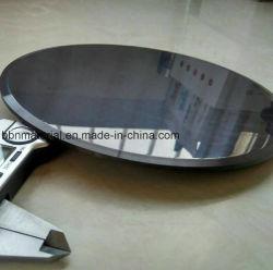 80mm*10mm pulido GPS Si3N4 hoja cerámica placa Si3N4 el disco de nitruro de silicio
