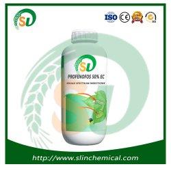 Controle de pragas do inseticida Profenofos 40%50%72%CE
