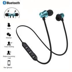 De beste Verkopende Hoge Luide Correcte Magnetische Oortelefoon Earbuds van de Hoofdtelefoon van de Hoofdtelefoon Bluetooth van de Sport Draadloze