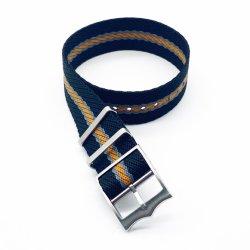 Logo personnalisé en vrac Natobelt Nylon rayé Tudor bracelet de l'OTAN
